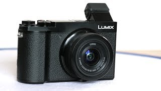 A Look At The Panasonic GX9 Micro Four Thirds Camera