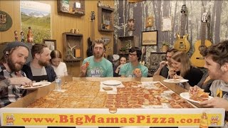 Rhett, Link & the Crew vs. the Big Mama's & Papa's Pizza Challenge