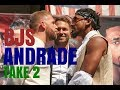 BILLY JOE SAUNDERS NEXT FOR DEMETRIUS ANDRADE : HOW IS THIS EVEN POSSIBLE?