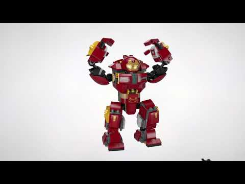 Avengers: Infinity War LEGO Sets Offer Plot Details for