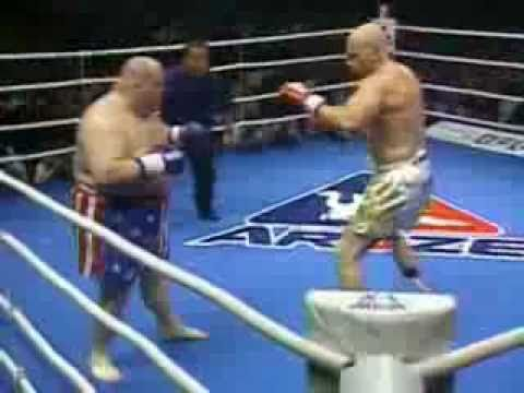 ЛУЧШИЕ БОИ: тайский бокс против бокса