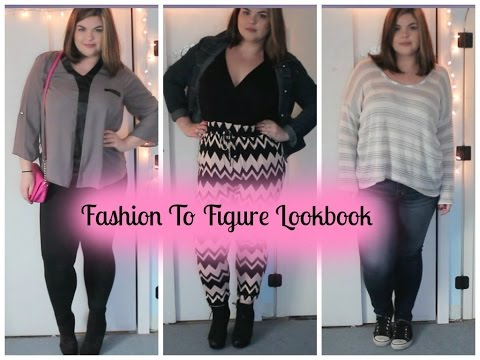 Discount Code For Fashion To Figure Plus Size Lookbook Fashion