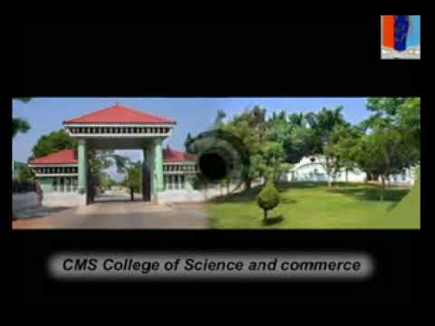 Cms College Of Science And Commerce, Coimbatore, 1 5 6[tn] Med Coy Ncc Coimbatore video
