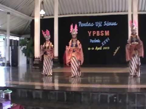Tari Golek Sulung Dayung video