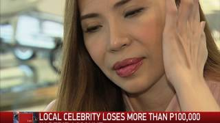 Janella Salvador loses more than P100,000 from bank account