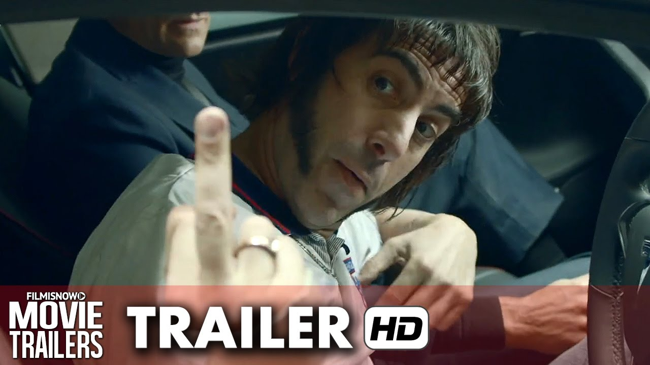 The Brothers Grimsby ft. Sacha Baron Cohen Official Trailer [HD]