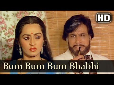 Bum Bum Bum Bhabhi - Mithun Chakraborty - Ghar Ek Mandir - Kishore...
