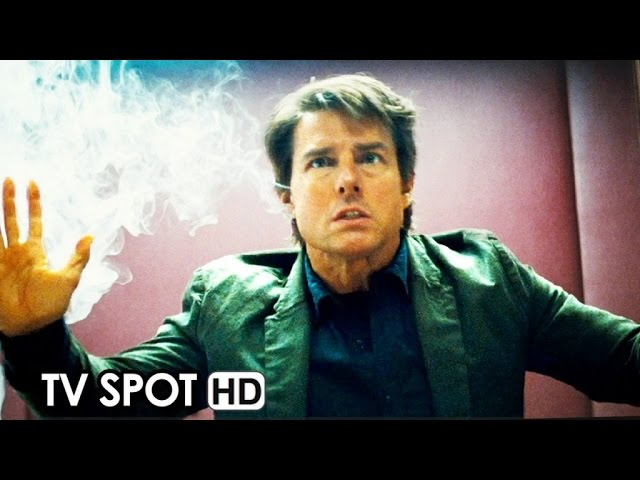 Mission: Impossible Rogue Nation Extended TV Spot 'Fate' (2015) - Action Movie HD
