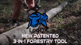New LogOX 3-in-1 Forestry Hand Tools Overview