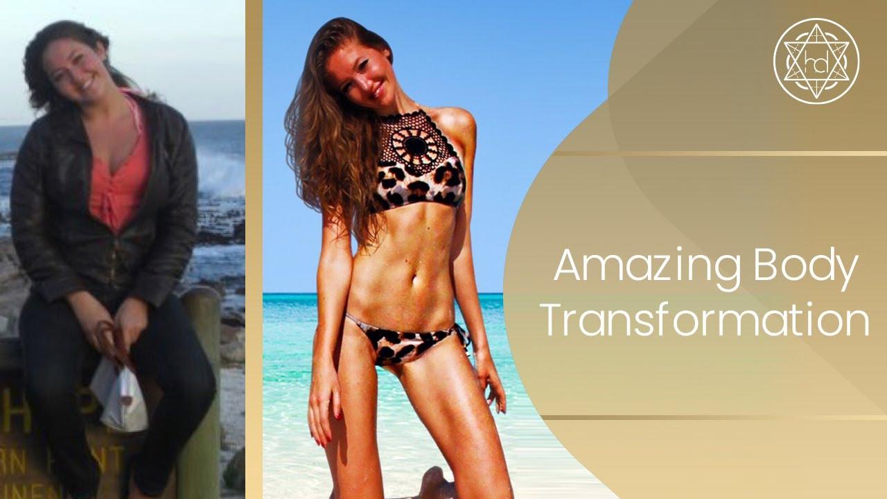 Vegan Body Transformation Amazing Body Transformation