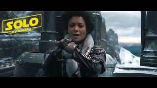 SOLO A Star Wars Story (Han Solo) TV Spot Trailers 30 and 31 + Han and Qi'ra New Scene Preview