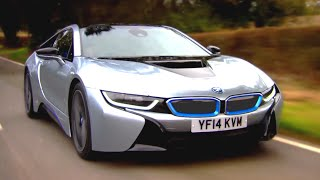 BMW i8 & DeLorean DMC 12 - Fifth Gear