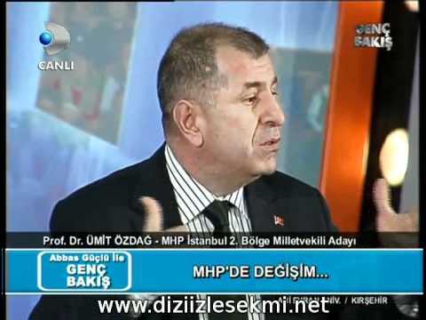Genç Bakış-20.04.2011 Milliyetçi Hareket Partisi tarihin haklı çıkardığı bir partidir