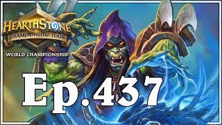 Funny And Lucky Moments - Hearthstone - Ep. 437(HCT World Championship 2019 Special)