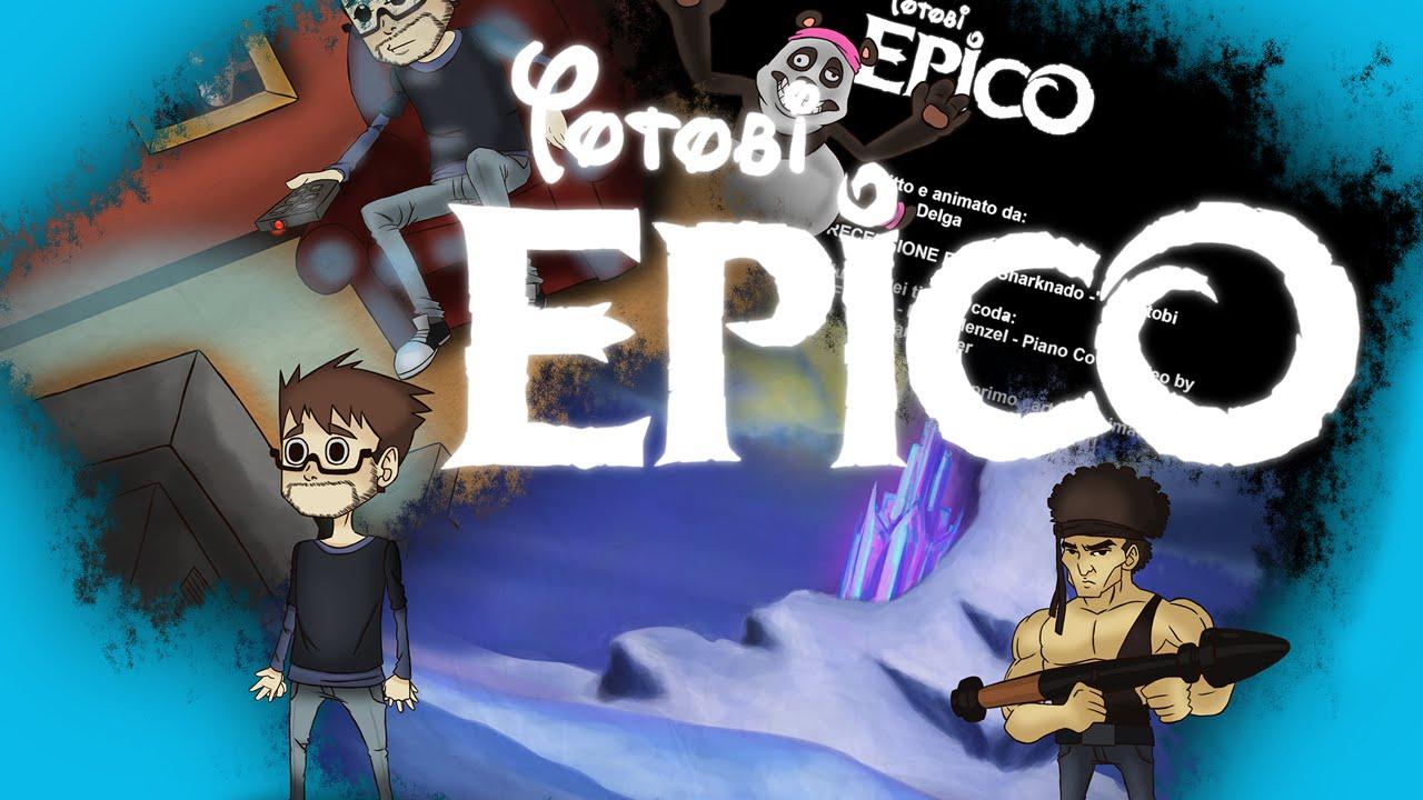 Yotobi epico cartone animato youtube