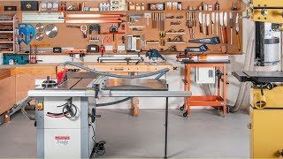 Ultimate Small Shop  - The Next Woodworking Blockbuster