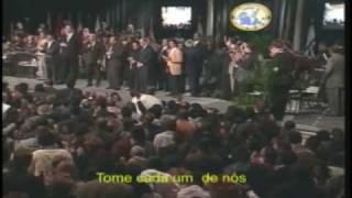 Benny Hinn Transfere Unção Para Pr Vladimir Soares