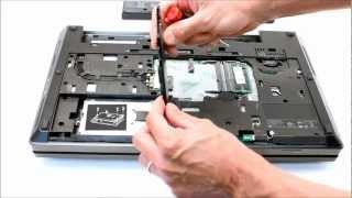 Replace 642774-001, Upgrade Hard Drive of HP Elitebook 8460, 8560, 8760, 8570, 8770, PB 6465, 6475