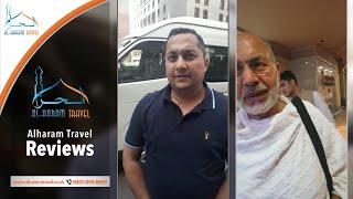 Happy Customer Reviews of Alharam Travel – ,Muhammad Adnan Tanveer,