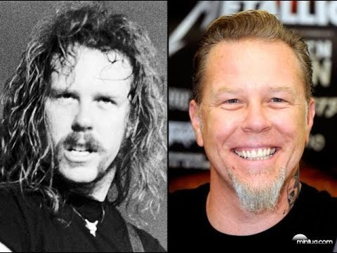 Metallica Enter Sandman James Hetfield vocal change 1991- 2016