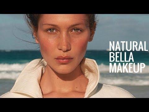 BELLA HADID NATURAL MAKEUP | Everyday Natural Makeup thumbnail
