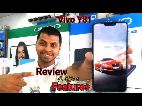 Vivo Y81 || Review and best Features