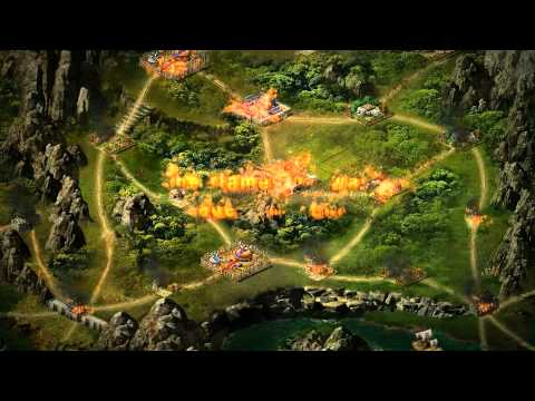 Clash of Three Kingdoms - Gameplay Review- Free Game Trail for iPhone/iPad/iPod/Android