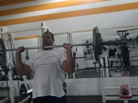 Arnold Harrison II, CHAOS aka C4, Fitness Training Video
