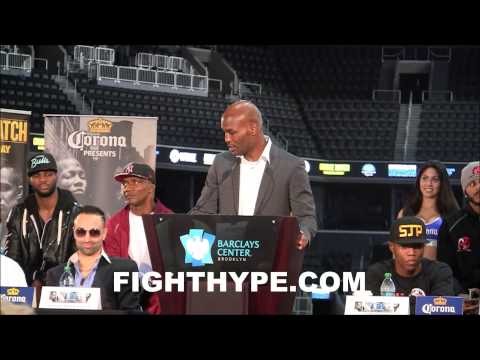 ZAB JUDAH VS PAULIE MALIGNAGGI FINAL PRESS CONFERENCE HD