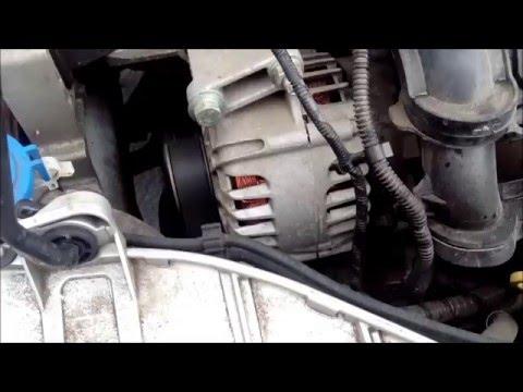 Запуск холодного двигателя форд фокус