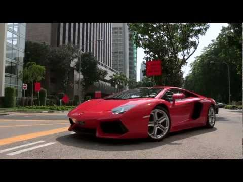 Hamilton Scotts Residence - How To Park Your Lamborghini Aventador