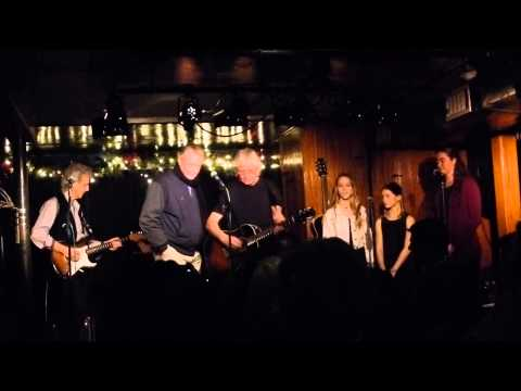 Chip Taylor with Jon Voight & the Grandkids  Faded Blue