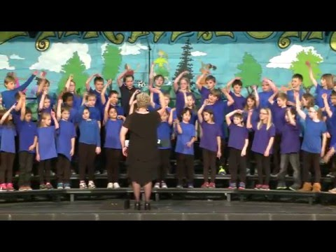We're Making Music 3rd Grade Program 2016