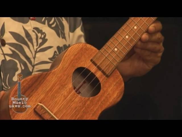 Bounty Music - Standard size Ukulele
