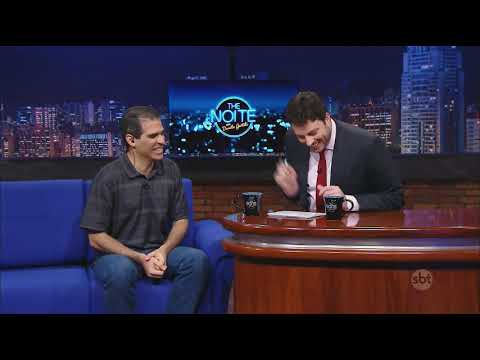 The Noite (17/10/14) - Entrevista com Ed Boon, criador do Mortal Kombat