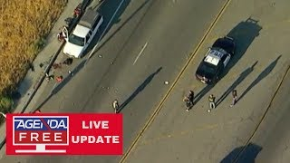 3 CHP Officers Shot in Riverside, CA - LIVE UPDATE