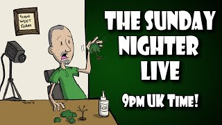 The Sunday Nighter- Flying to Adepticon Tonight! (Q&A Show)