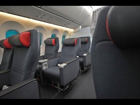 Air Canada 787 Premium Economy YVR-PVG