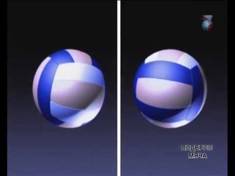 Видео как научиться подавать в волейболе