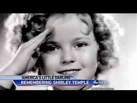 Shirley Temple Dead