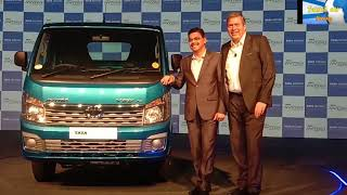 Tata Motors launches India's first compact truck – Tata INTRA