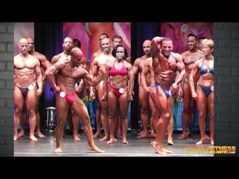 Getting into your first bodybuilding fitness show