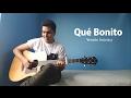 Que Bonito (Versión Acústica) (Cover | Bruno Gotelli) #EnCasa