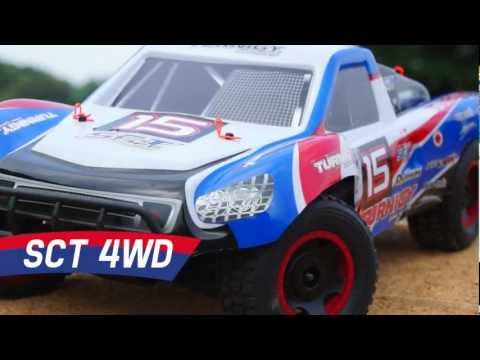 HobbyKing Product Video - Turnigy 1/10 4WD SCT