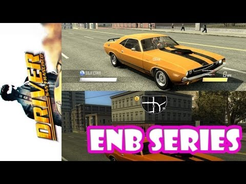 ENB Series no Driver San Francisco - Mais cores no jogo
