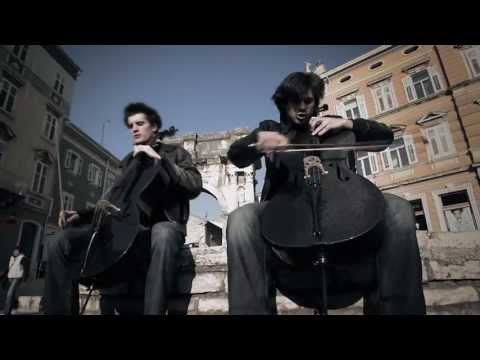 2cellos - Welcome To The Jungle [official Video] video