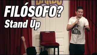 FILÓSOFO NA PLATEIA - Stand Up Comedy - André Santi