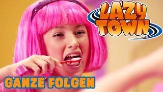 Lazy Town Deutsch | Der Zahnbürsten-Geburtstag | Staffel 1 Ganze Folgen