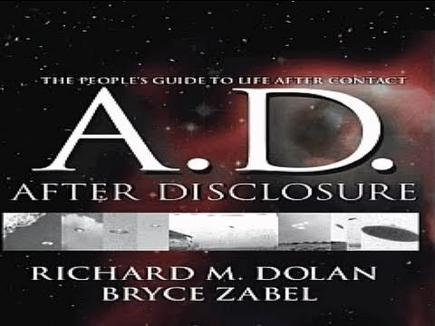 Exopolitics, Disclosure & The National Security State - Richard Dolan LIVE at X-Conference 2010