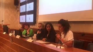 Chiara Tiddi e l'Hockey Italiano per STOP RAPE ITALIA